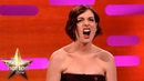 Anne Hathaway Gets Into Hangry Fights With Her Husband