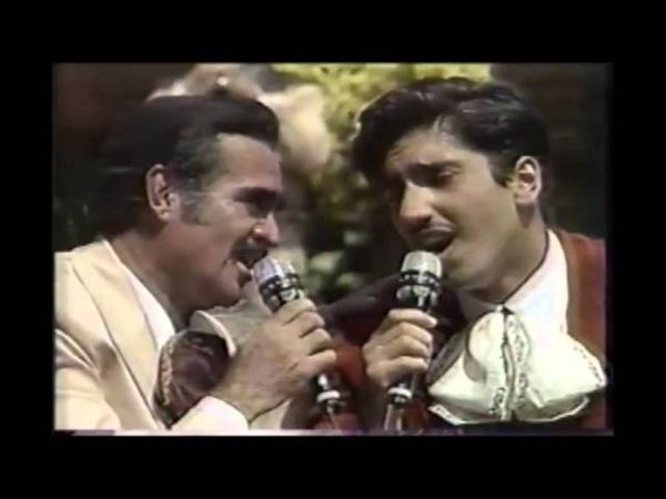 Alejandro Fernández a dueto con Vicente Fernández - Te Lo Juro Por Dios