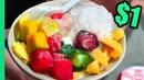 10 Foods Under $1 in Hanoi, Vietnam - Street Food Dollar Menu