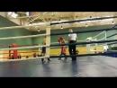Чемпионат Самарской области по кик боксингу, 1 бой , 2 раунд, я синий