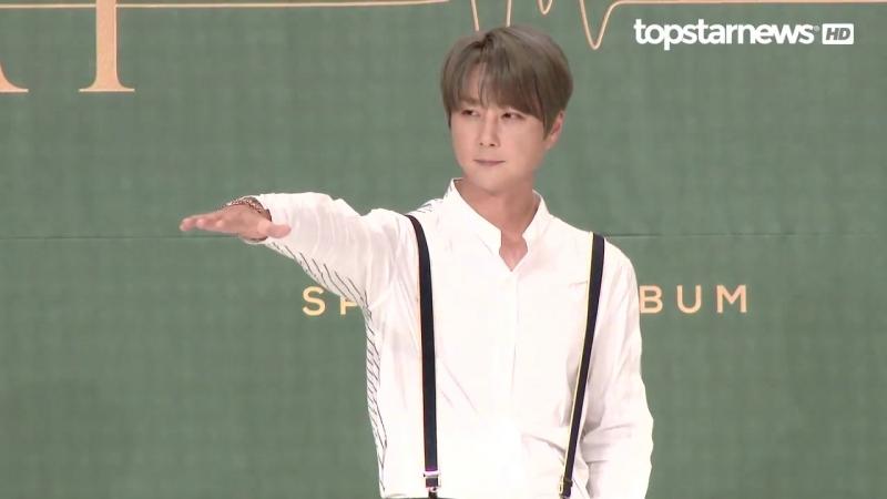 [4K영상] 신화(SHINHWA) 20주년, 신혜성 포토타임(180828)