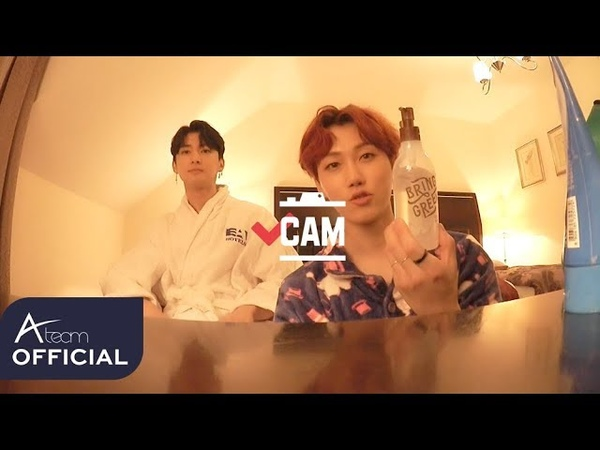 VCAM(브이캠) EP.67_BaRon Ace's Self-Cam in EUROPE TOUR