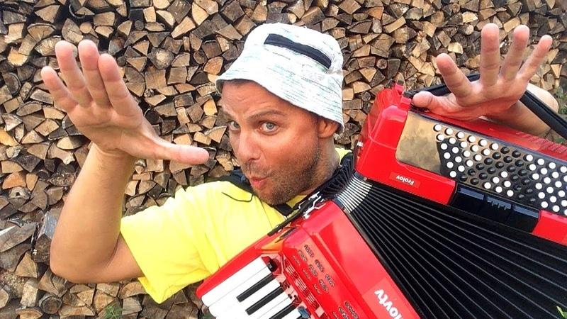 LOBODA SuperSTAR ПРЕМЬЕРА Диджей На Аккордеоне СЕМЁН ФРОЛОВ the first DJ on the Accordion