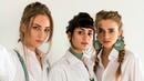 Выпускницы Топ модель по украински в fashion video бренда Monochrome