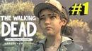 The Walking Dead: The Final Season►Эпизод № 3►Часть № 1►'' Допрос Абеля ''.