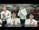 [VK][10.09.18] MONSTA X WORLD TOUR THE CONNECT Encore Backstage @ MBC SECTION TV