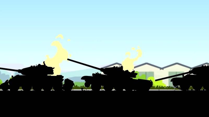 Мультик про WORLD OF TANKS Истории танкистов БЛ 10 18
