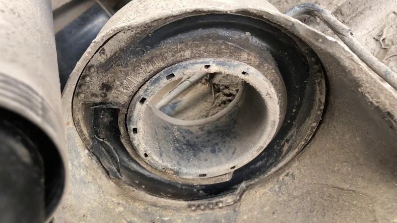 Замена передних пружин на Mercedes SLK R170/W202/W208/W210