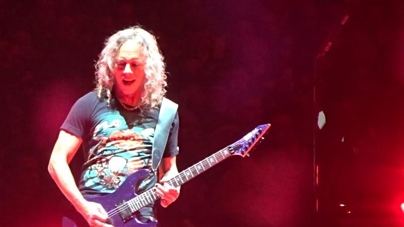 Metallica CREEPING DEATH Albany, NY 10/29/18
