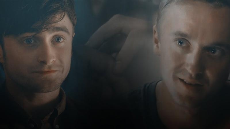 Draco Harry | Through the dark of night
