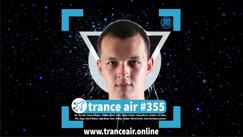Alex NEGNIY - Trance Air 355 [ 138 special ]