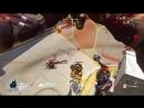 Лусио мешает Райнхардту сделать землятресение