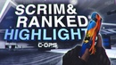 Critical ops scrim ranked highlights
