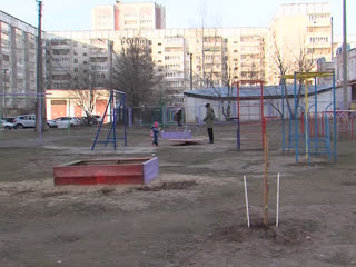 Более двух третей дворов Йошкар-Олы признаны благоустроенными в этом году.