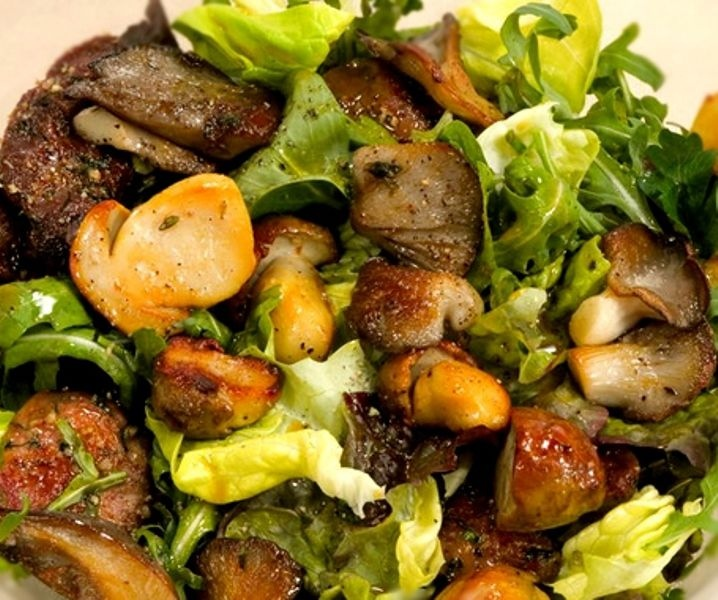белые грибы на мангале рецепты с фото