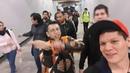 Vlog en el Metro CDMX Pumpers Time