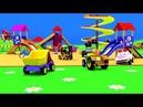 Мультики про машинки для малышей Трактор Макс и квадроцикл