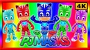 Kids Learn Colors with Play Doh Toys PJ MASKS Toys Peppa Pig Toys 3D Figure Maker PAW PATROL Toys