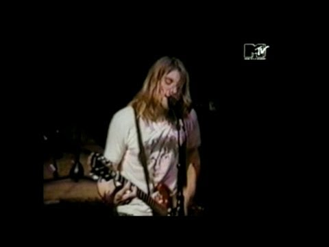 Nirvana - Molly's Lips - Pine Street, Theatre Portland 1990 (Clip)