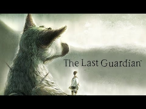 One more time The Last guardian on PS4