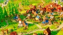 THE SETTLERS 2019 Русский трейлер анонса Gamescom 2018 В Игре