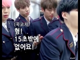 jungkook being a chaotic mess around yoongi