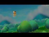 Additional footage of Pikachu using Floaty Fall
