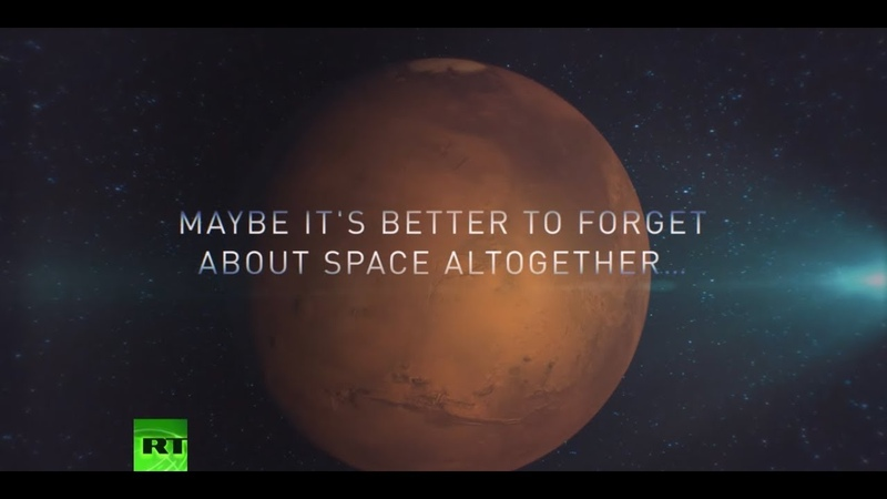 No 'colonizing' or 'frontiers' Snowflakes alarmed by linguistic aspects of NASA Mars probe