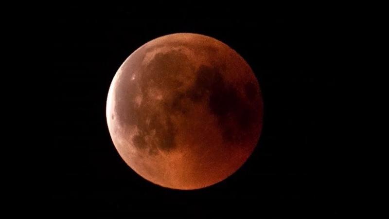 Что будет 21 января. Кровавая Луна. Полное лунное затмение. Расписание затмений на 2019 год.