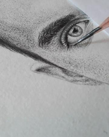 """Аннушка on Instagram: """"melovin melovinators melovin_art drawing gallery рисуноккарандашом рисунок"""""""