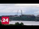В Московской области к 2020 году появятся двадцать новых мостов и дорожных развязок Россия 24
