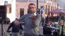 Скрипач играет песню Лары Фабиан КЛАСС Street Music Busker