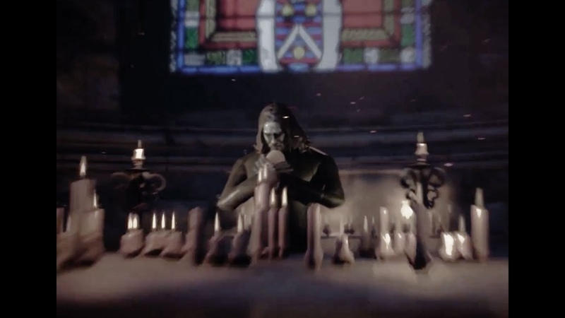 POWERWOLF - The Sacrament Of Sin (Official Video)   Napalm Records