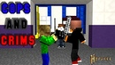 😱😨ОПАСНЫЙ БАЛДИ😱😨[Mini-Game|Cops And Crims|Minecraft|Hypixel]