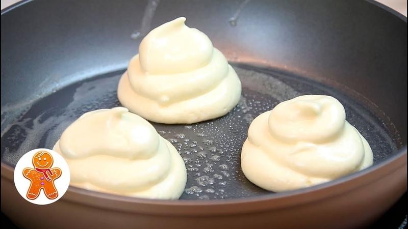 Пышные Оладьи ✧ Японские Панкейки ✧ Japanese Souffle Pancake