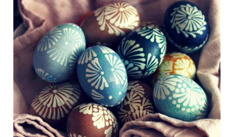 Margučiai - Traditional Lithuanian Easter Eggs | BONUS VIDEO | CookWithAgne
