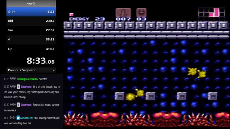 Super Metroid Any% 41:18 [WR]