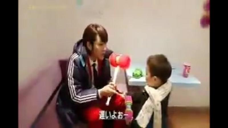 グンちゃんの - 子供好きが良く - わかりますね - スゴーク楽しそう - TEAM H - Summer Time - 推しの笑顔で100RTいくと信じていいですか - @AsiaPrince_JKS - JangKeunSuk - チャングンソク -