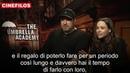 The Umbrella Academy - Steve Blackman e Ellen Page - intervista