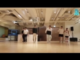 Super Junior D&ampE - BOUT YOU Dance Practice because we love kings of charity