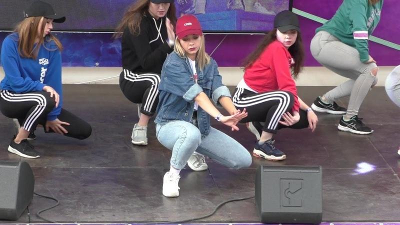 FREAK DANCE STUDIO Part 3 (Танцевальная гонка тнт, выходные на набережной Пермь 25.08.2018)