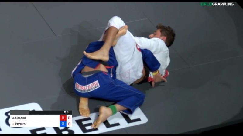 Joao Pereira vs Carlos Rosado