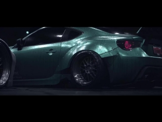 NFS -- CRAZY STANCED BRZ -- RedFireBlaze x CROWNED NFS 2015 CINEMATIC (Crowneds Creators Contest)