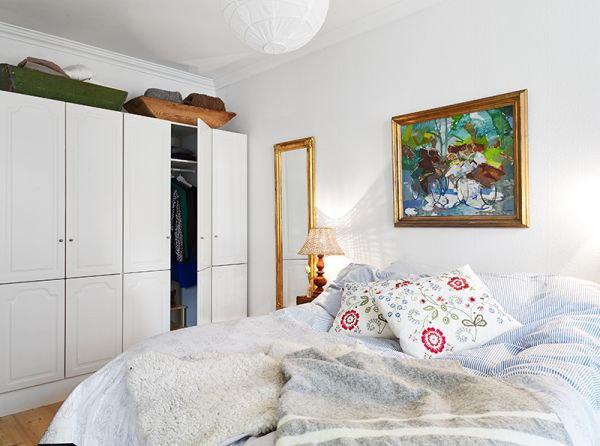 Квартира наполненная светом и уютом