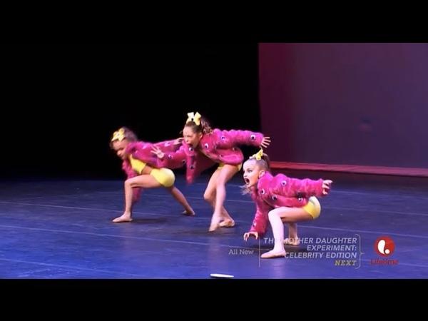 Dance Moms | The Mini's Trio The Monsters