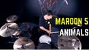 Maroon 5 Animals Matt McGuire Drum Cover