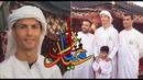 World football star Cristiano Ronaldo donated to Palestine 1.5 million dollars.