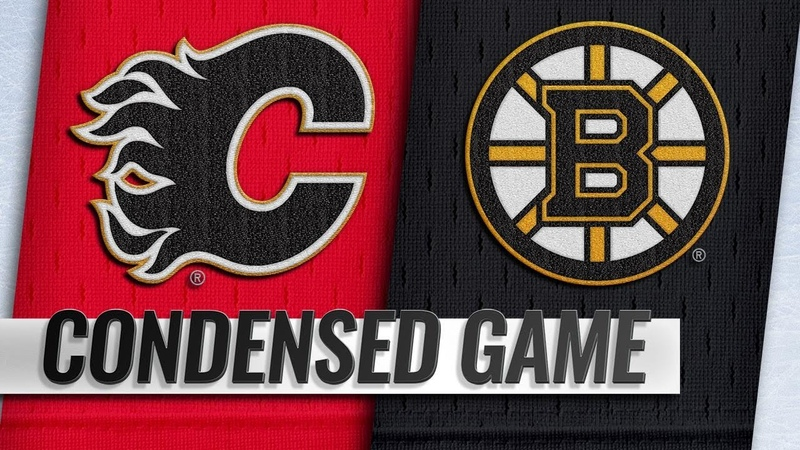 09/19/18 Condensed Game: Flames @ Bruins
