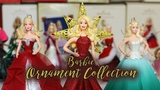My Barbie Christmas Ornament Collection!