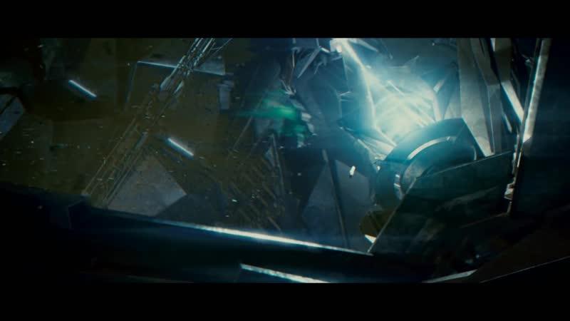 Зеленый Фонарь - Трейлер (2011)